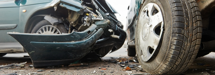 auto accident common injuries